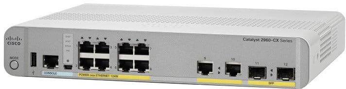 Cisco Catalyst 2960CX-8PC-L