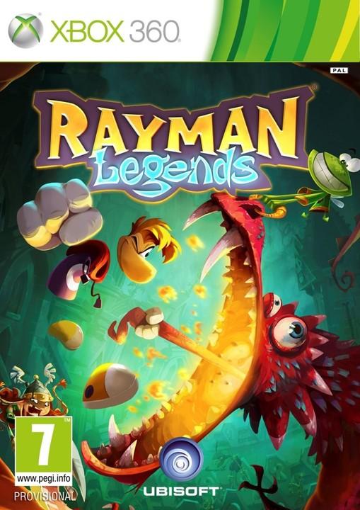 Rayman Legends - X360