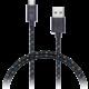 CONNECT IT Wirez Premium micro USB - USB, 1m