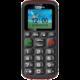 Maxcom Comfort MM428, Dual Sim, červeno/černá