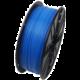 Gembird tisková struna (filament), PLA, 1,75mm, 1kg, fluorescentní modrá