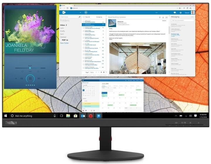 """Lenovo S24q-10 - LED monitor 23,8"""""""