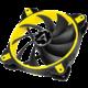 Arctic BioniX F120, eSport fan, žlutá - 120mm