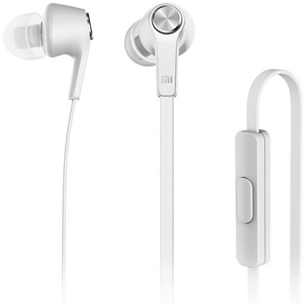 Xiaomi Mi In-Ear, stříbrná