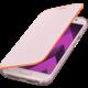 Samsung Galaxy A3 2017 (SM-A320P), flipové pouzdro, růžové