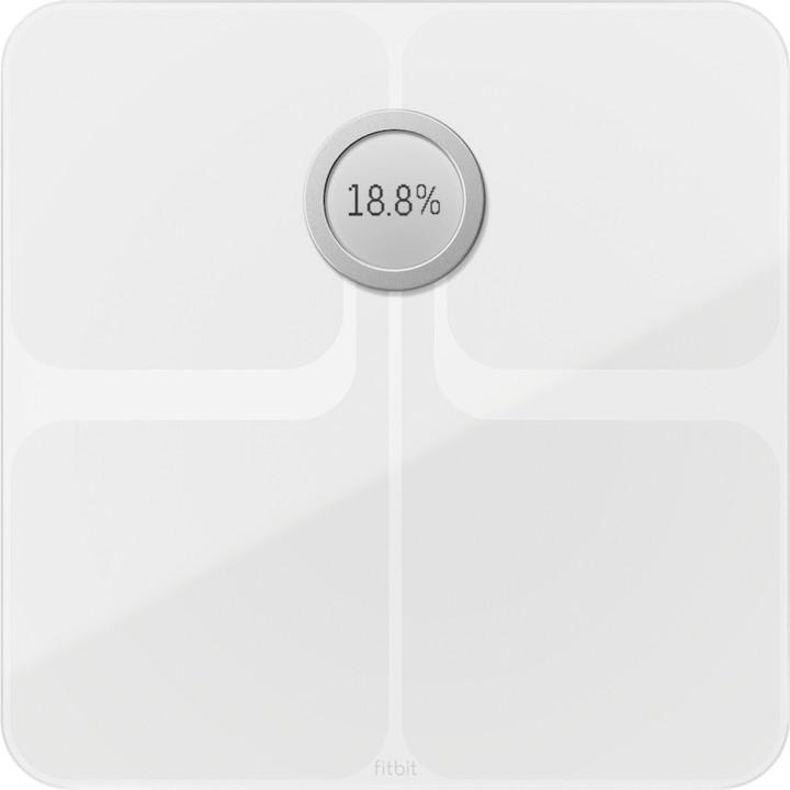 Fitbit Aria 2, bílá osobní váha