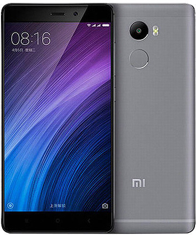 Xiaomi RedMi 4 - 16GB, Global, černá
