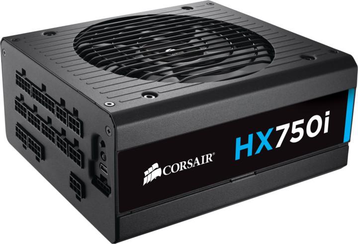 Corsair HXi Series HX750i - 750W