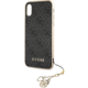 GUESS Charms Hard Case 4G pro iPhone Xr. šedé