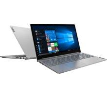 Lenovo ThinkBook 15-IIL, šedá  + Servisní pohotovost – vylepšený servis PC a NTB ZDARMA + Elektronické předplatné deníku E15 v hodnotě 793 Kč na půl roku zdarma