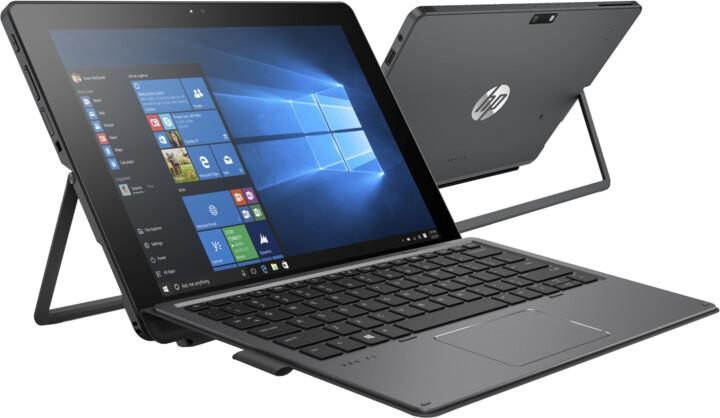 HP Pro x2 612 G2, šedá