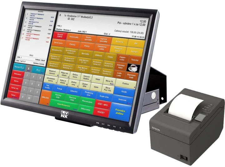 LYNX AiO CONTO BASIC pokladní systém