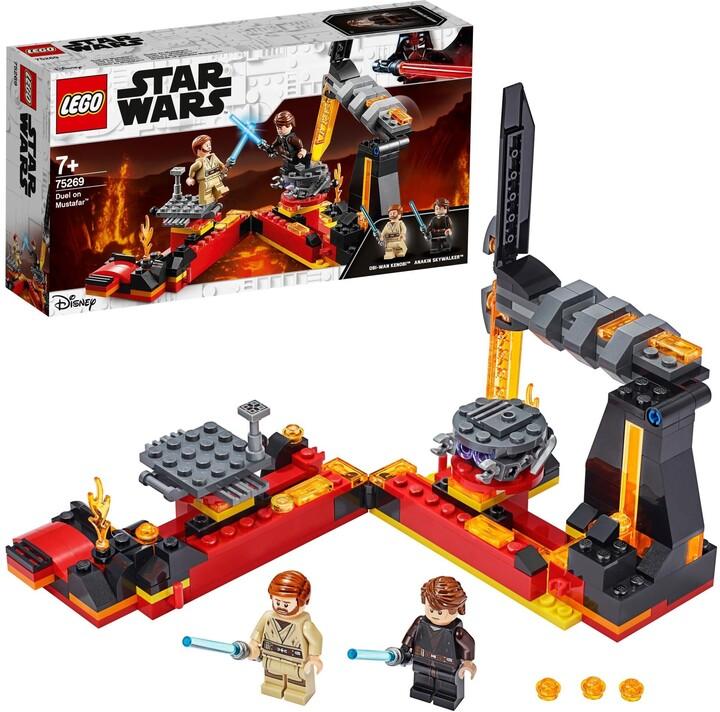 LEGO® Star Wars™ 75269 Duel na planetě Mustafar