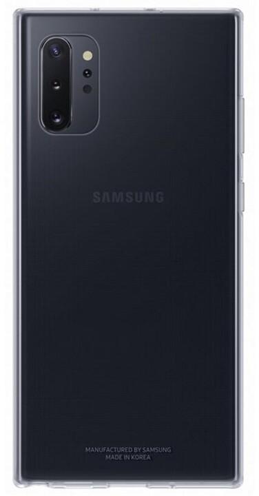 Samsung zadní kryt pro Galaxy Note10+, transparentní