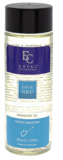Masážní olej Love Gel, Tropic Amazonia, 100 ml