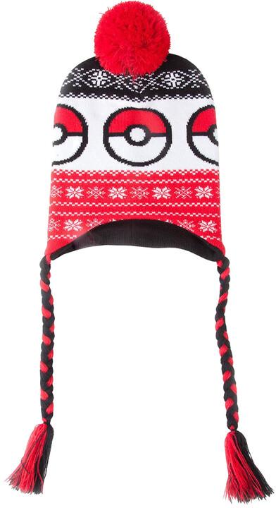 Čepice Pokémon - Poké Ball Sherpa