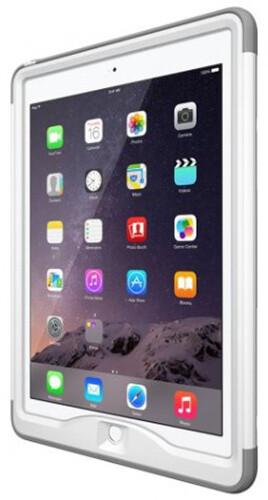 LifeProof Nüüd pouzdro pro iPad Air 2, bílé