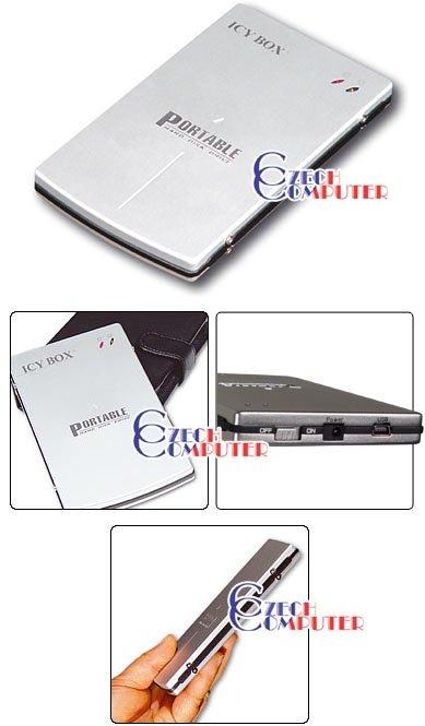 ICY BOX IB-250STU DRIVERS PC