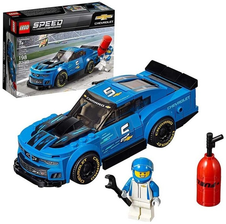 LEGO® Speed Champions 75891 Chevrolet Camaro ZL1 Race Car