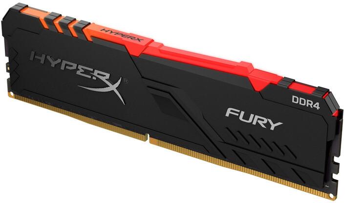 HyperX Fury RGB 16GB DDR4 3733