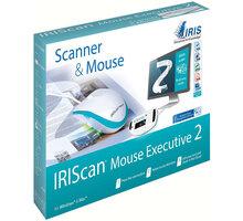 IRIS skener IRISCan Mouse Executive 2 - myš s funkcí skeneru 458075