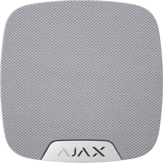 Ajax HomeSiren - Bezdrátová interiérová siréna, bílá