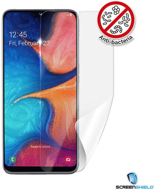 Screenshield ochranná fólie Anti-Bacteria pro Samsung Galaxy A20e