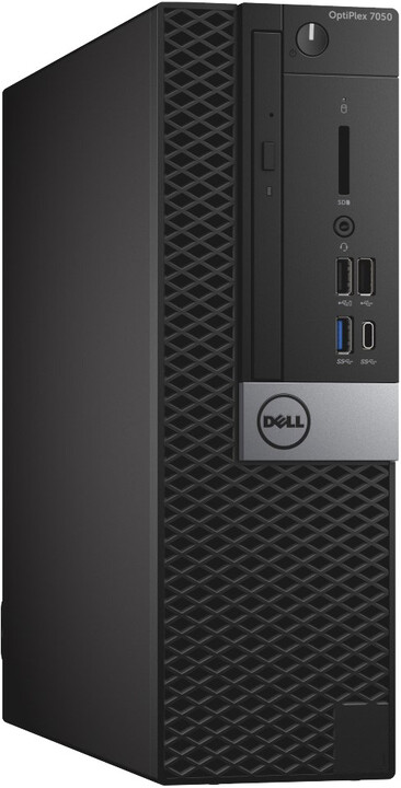 Dell Optiplex 7050 SFF, černá