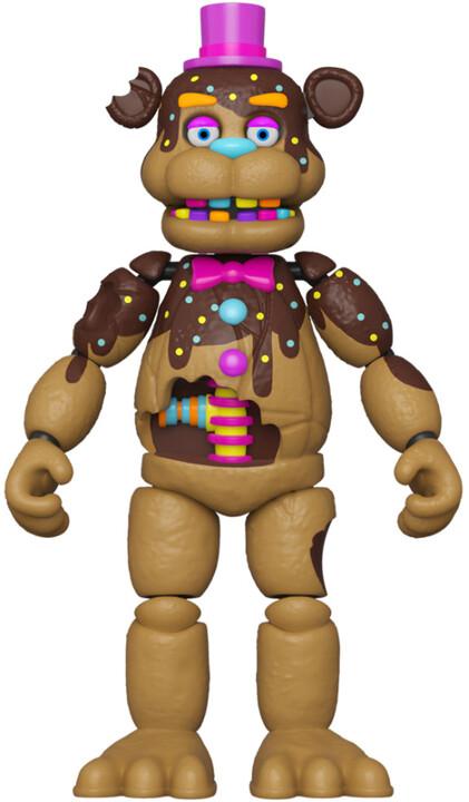 Figurka Five Nights at Freddys - Chocolate Freddy Action