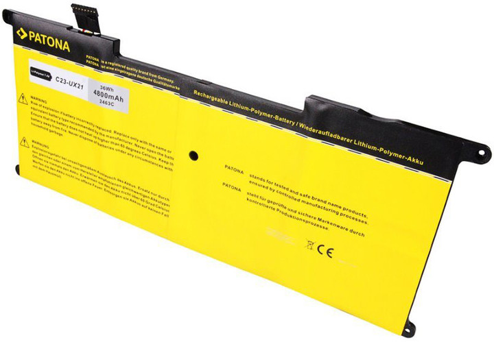 Patona baterie pro ntb ASUS UX21 4800mAh Li-pol 7,4V
