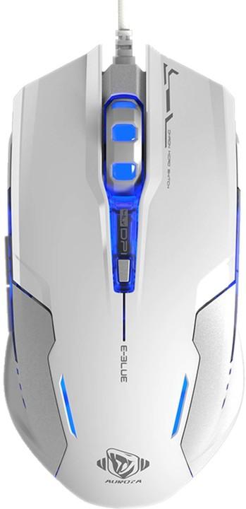 E-Blue Auroza G, bílá