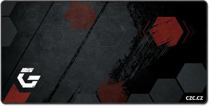 CZC.Gaming Barricade XXL, podložka pod myš