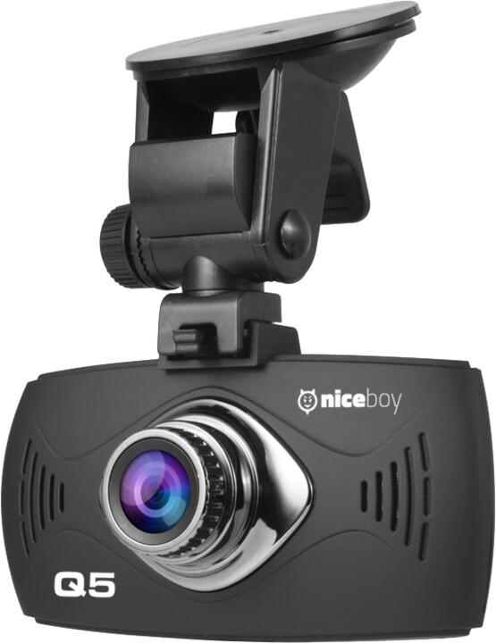 Niceboy Pilot Q5, kamera do auta