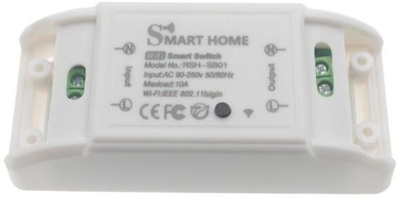 iQtech SmartLife reléový modul SB001, Wi-Fi