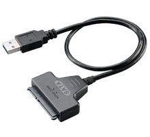 "Akasa redukce USB 3.0 - 2,5"" SATA HDD/SSD, 40cm - AK-AU3-03BK"