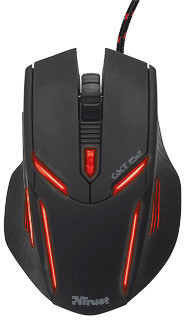 Trust GXT 152 Exent Illuminated Gaming Mouse