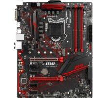 MSI B360 GAMING PLUS - Intel B360