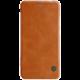 Nillkin Qin Folio pouzdro pro Huawei P10 Lite - hnědé