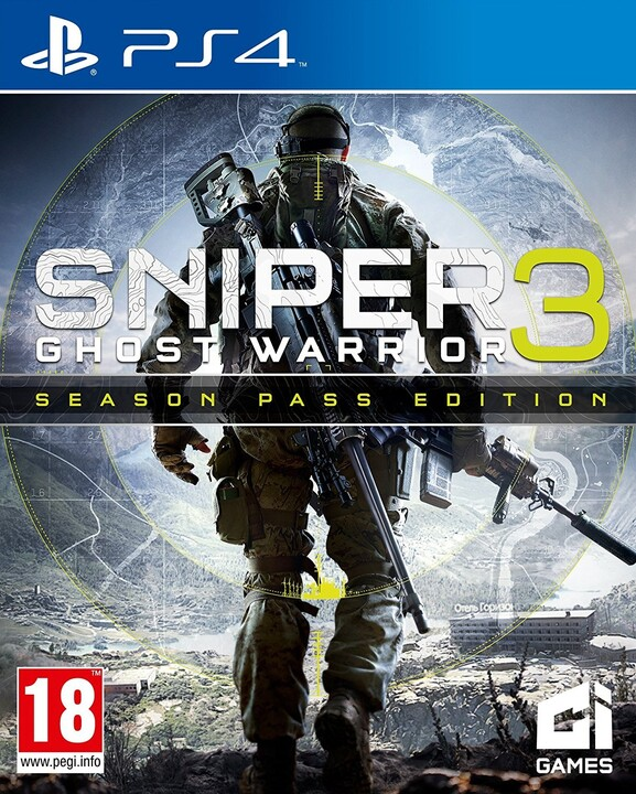 Sniper: Ghost Warrior 3 - Stealth Edition (PS4)