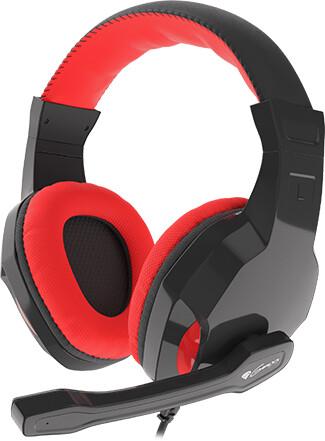 Genesis Argon 110, černá/červená