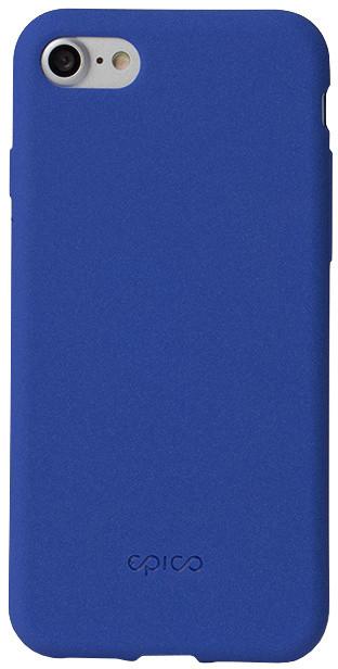 EPICO pružný plastový kryt pro iPhone 7 EPICO RUBY - modrý