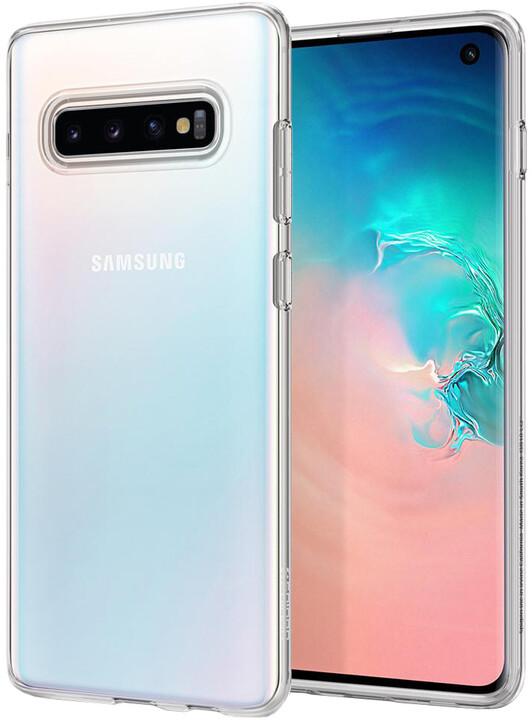 Spigen Liquid Crystal Galaxy S10, čiré