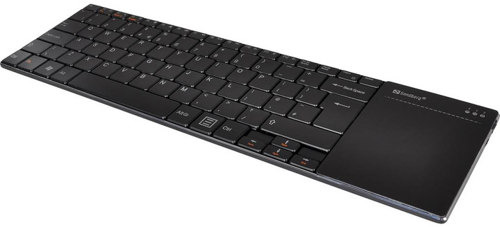 Sandberg Bluetooth Touchpad Keyboard, UK
