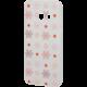 EPICO pružný plastový kryt pro Samsung Galaxy A3 (2017) COLOUR SNOWFLAKES  + EPICO Nabíjecí/Datový Micro USB kabel EPICO SENSE CABLE