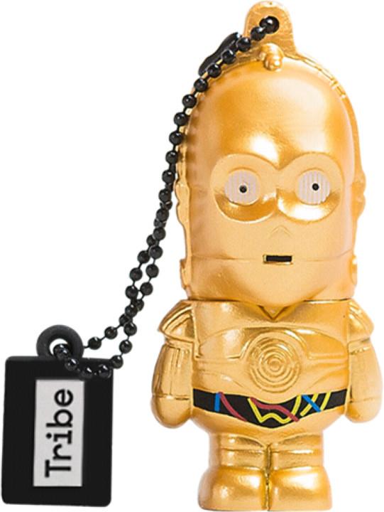 Tribe 16GB Star Wars LS, C-3PO