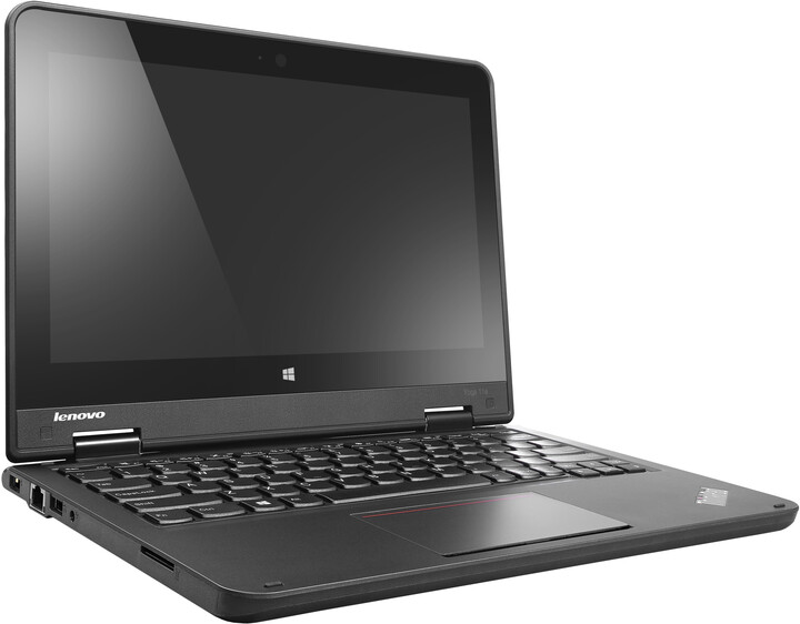 Lenovo ThinkPad Yoga 11e 3, černá