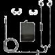 Bose SoundTrue Ultra, Apple, černá