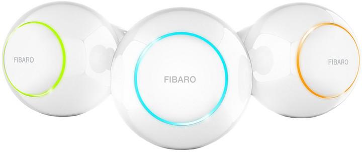 Fibaro Radiátorová hlavice pro Apple HomeKit
