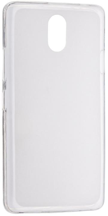 FIXED TPU gelové pouzdro pro Lenovo Vibe P1m, bezbarvá