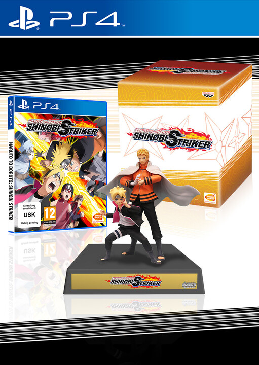 Naruto to Boruto: Shinobi Striker - Uzumaki Edition (PS4)